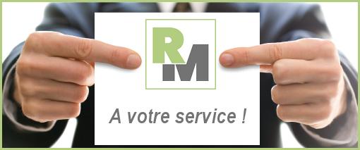 Nous sommes à votre service