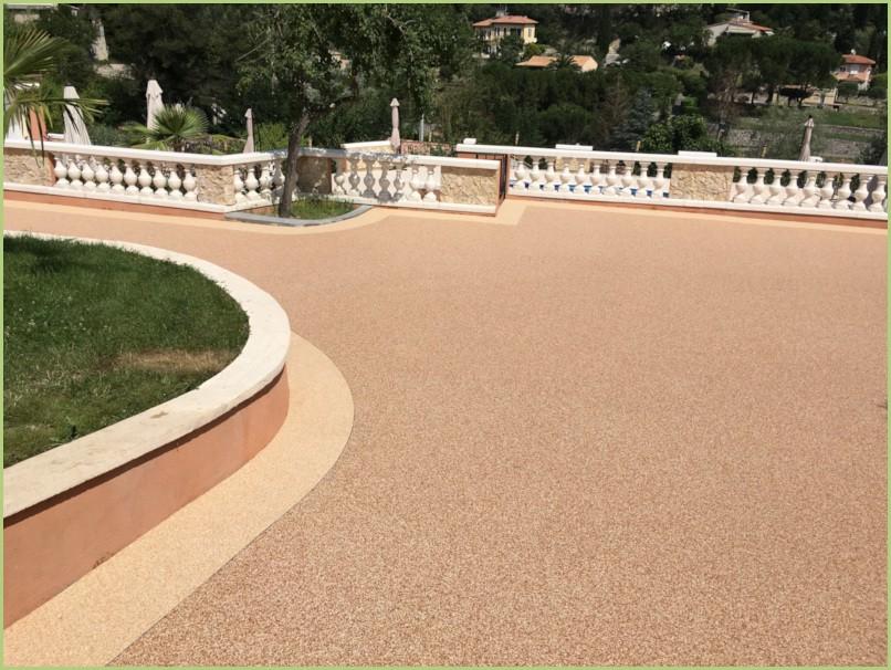 La moquette de marbre - Large terrasse LA TRINITE