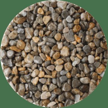 Les couleurs du granulat de marbre - Couleur occhialino