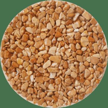 Les couleurs du granulat de marbre - Couleur rosso verona