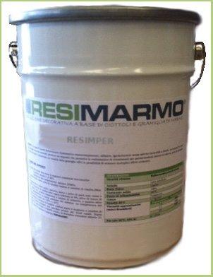 Pot de resine RESIFIX