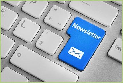 Les distributeurs de granulat de marbre - Une Newsletter pour garder le contact