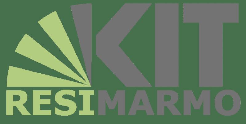 Les kits de granulat de marbre - Logo kit RESIMARMO